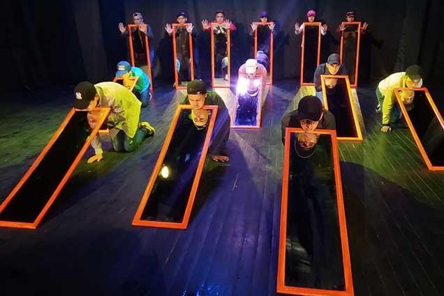 reflejos teatros en Boyaca - teatro teb - teatros en tunja