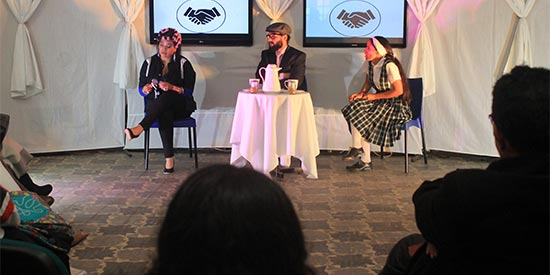 teatro empresarial en boyaca - teatro teb
